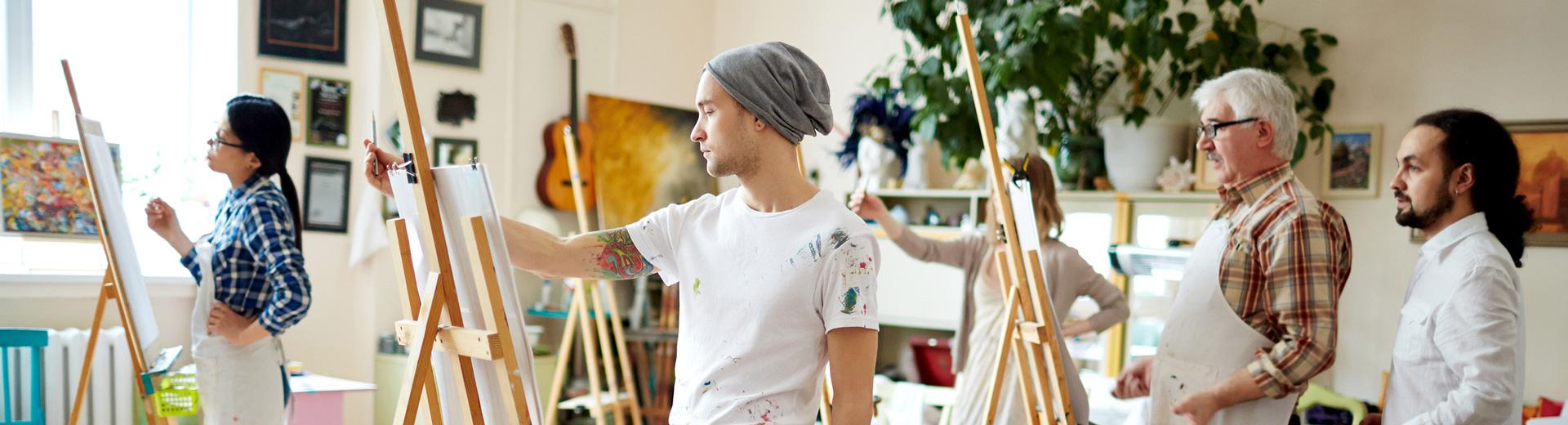 Proyecto de Artes Visuales + Salud + Bienestar