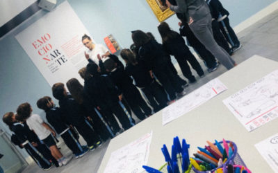 Inauguración de EmocionArte en la ciudad de Ávila